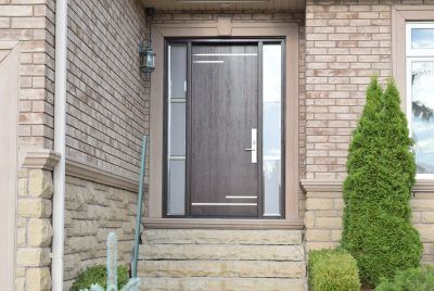 Modern doors in Vaughan