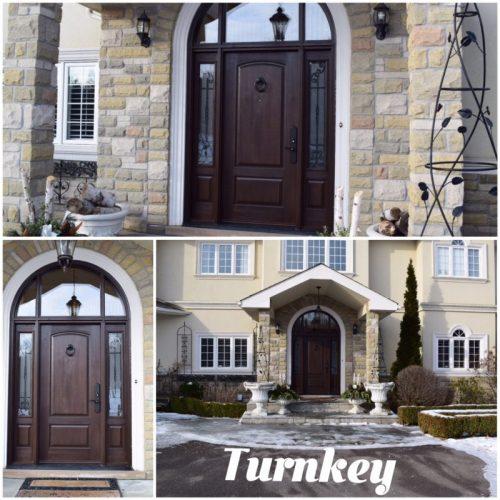 Fiberglass doors - finest quality front doors