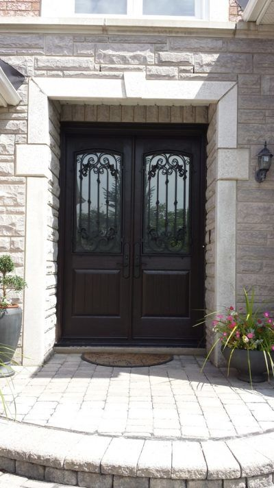 front doors that are far superior in quality