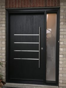 Fiberglass door Richmond Hill ON
