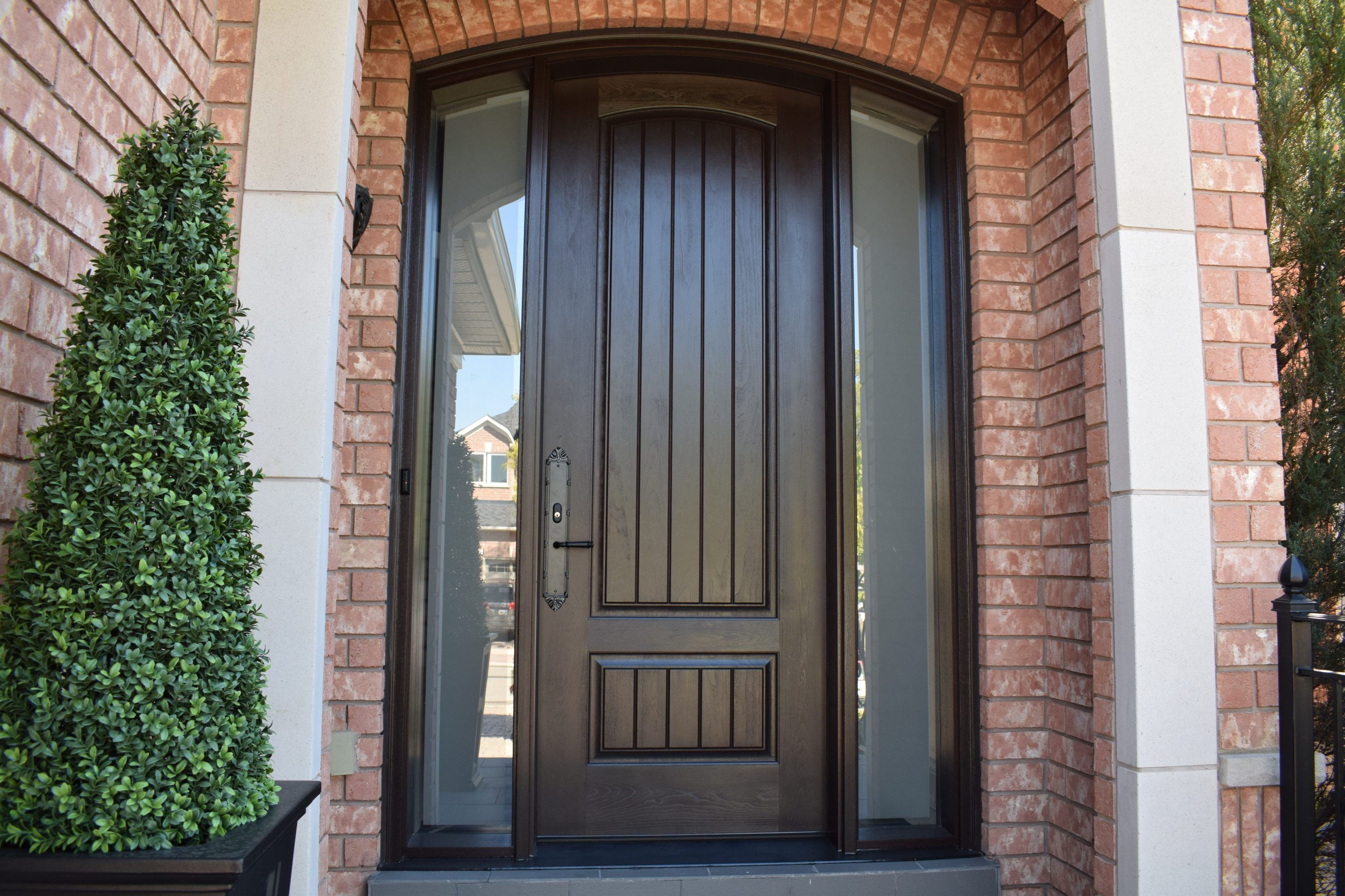 Fiberglass door Br&ton ON & Fiberglass Doors Brampton ON - Home Decor Window u0026 Door Centre Inc.