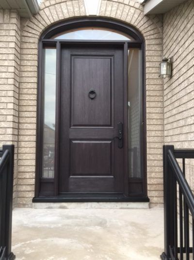 Fiberglass door in Woodbridge