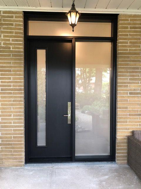 High end Fiberglass doors
