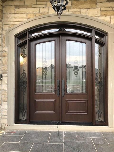 Custom exterior door Woodbridge