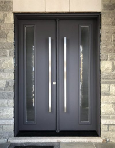 Mastergrain Smooth double door