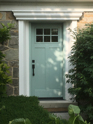 Mastergrain Craftsman door