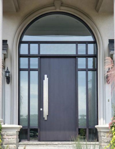 """48"""" x 9' fiberglass door"""